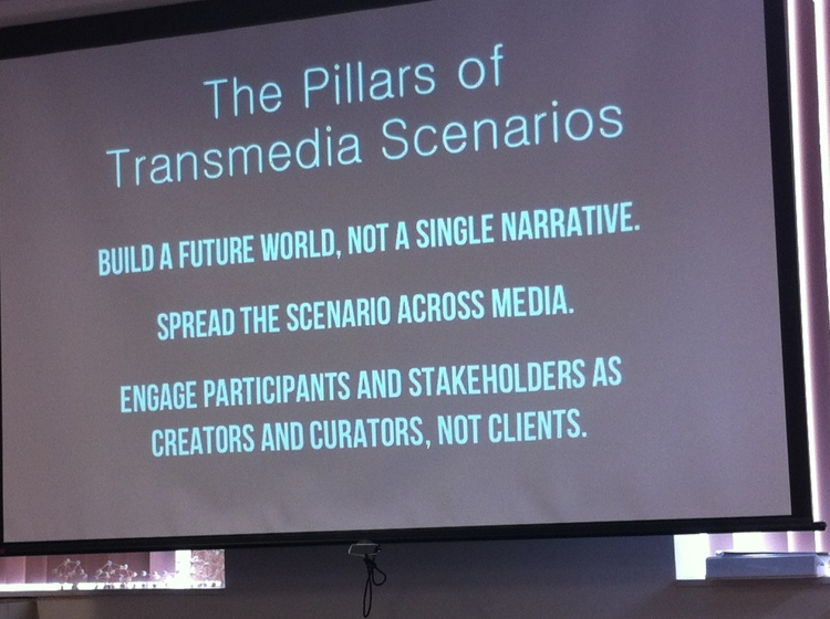 Image taken from OCADU SFI presentation by T. Haldenby. Used without permission.